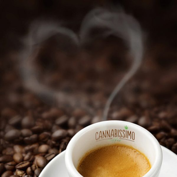 Hennep koffie Cannabissimo